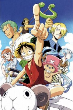 One Piece Totland Arc (777-840)