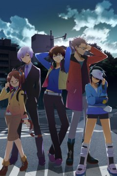 Hamatora The Animation (12 из 12) Complete