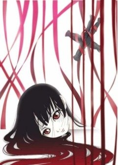 Jigoku Shoujo Futakomori / Hell Girl Second Cage / Адская девочка 2 (26 из 26) Complete