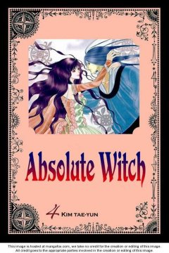 Absolute Witch (12 из 12 томов) Complete