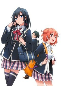 Yahari Ore no Seishun Love Come wa Machigatteiru. (13 из 13) Complete
