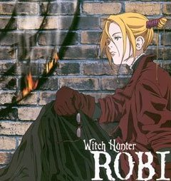 Witch Hunter Robin - Soundtracks Collection [2002-2003]