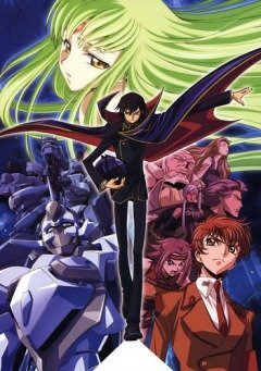 Code Geass: Lelouch of the Rebellion / Код Гиас: Восставший Лелуш (25 из 25) Complete