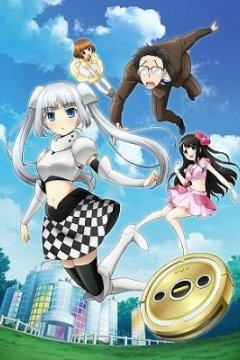 Miss Monochrome The Animation (13 из 13) Complete