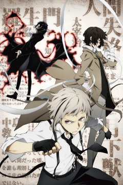 Bungou Stray Dogs (1-3)