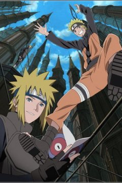 Gekijouban Naruto Shippuuden: The Lost Tower / Наруто (фильм седьмой) (1 из 1)