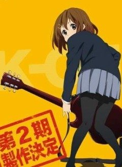 K-On!! / Кэйон!! [ТВ-2] (24 из 24) Complete + Special (1-2)