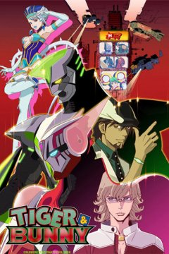 Tiger & Bunny - Soundtracks Collection [2011-2014]