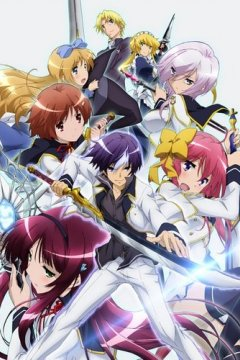 Seiken Tsukai no World Break (12 из 12) Complete
