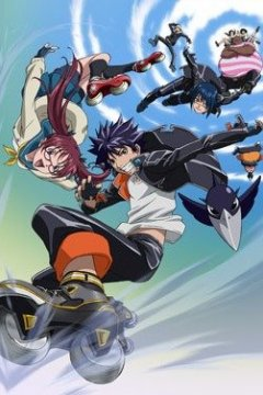 Air Gear / Эйр Гир (25 из 25) + Special (1 из 1) Complete
