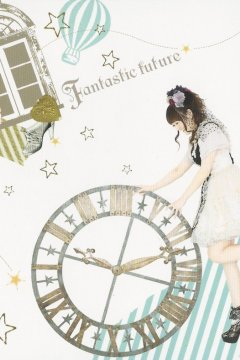 Hentai Ouji to Warawanai Neko. - Fantastic future (OP Single) [2013] (mp3)