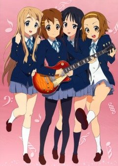 K-On! / Кэйон! [ТВ-1] (12 из 12) Complete + Special (1-2)