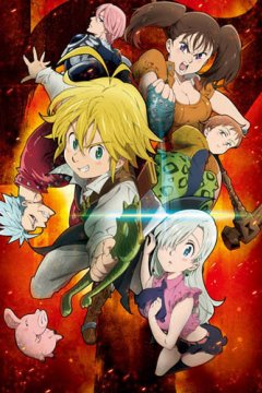 Nanatsu no Taizai: The Seven Deadly Sins / Семь смертных грехов (1-12) + Special 01
