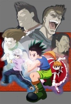 Hunter X Hunter - Greed Island Final / Охотник х Охотник OVA-3 (14 из 14) Complete