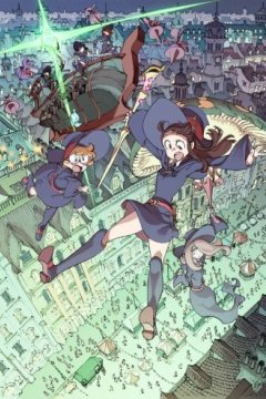 Little Witch Academia: Mahou Shikake no Parade (1 из 1) Complete