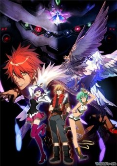 Aquarion Evol / Акварион [ТВ-2] (26 из 26) Complete
