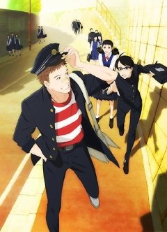 Sakamichi no Apollon / Kids on the Slope (12 из 12) Complete