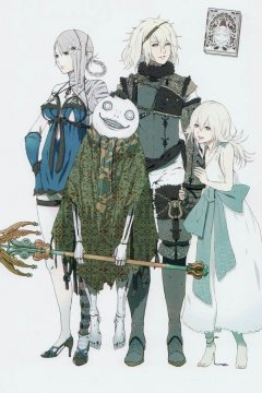 NieR - Soundtracks Collection [2010-2018]