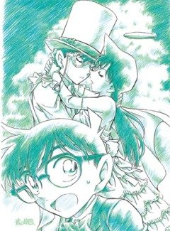 Detective Conan: The Lost Ship in the Sky / Детектив Конан (фильм 14) (1 из 1) Complete