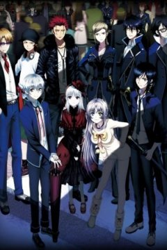 K Project [ТВ-1] (13 из 13) Complete