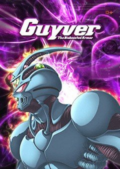 Guyver: The Bioboosted Armor / Гайвер (26 из 26) Complete