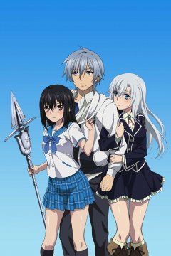 Strike the Blood: Valkyria no Oukoku Hen / Удар крови OVA-1 (2 из 2) Complete