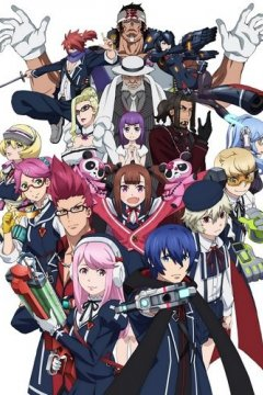Gunslinger Stratos The Animation (12 из 12) Complete