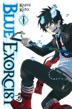 Ao no Exorcist (1-86 + ваншот + экстра)