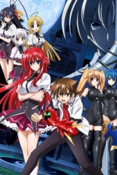 High School DxD New [ТВ-2] (12 из 12) Complete