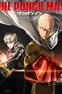 One Punch Man - 01