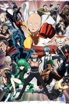 One Punch Man (1-5)